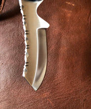 Load image into Gallery viewer, Cowboy Knife Pink Sandstone