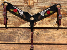 Load image into Gallery viewer, Guns N Roses Mohair Breast Collar