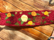 Load image into Gallery viewer, Run For The Roses Mohair Breast Collar