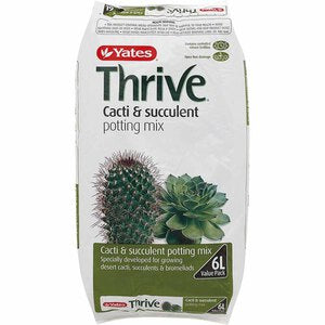 Yates Thrive Cacti & Succulent Mix