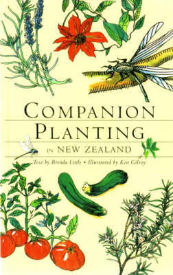 Companion Planting New Zealand - Book