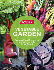 Yates Vegetable Garden - Book
