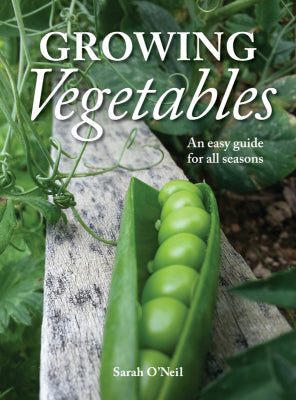Growing Vegetables - An Easy Guide For All Seasons - Book