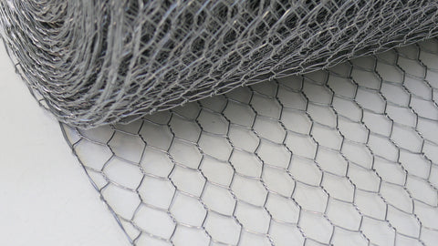 Wire Mesh Galvanised Hex 13mm