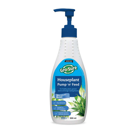 Kiwicare Houseplant Pump'n'Feed 300mL