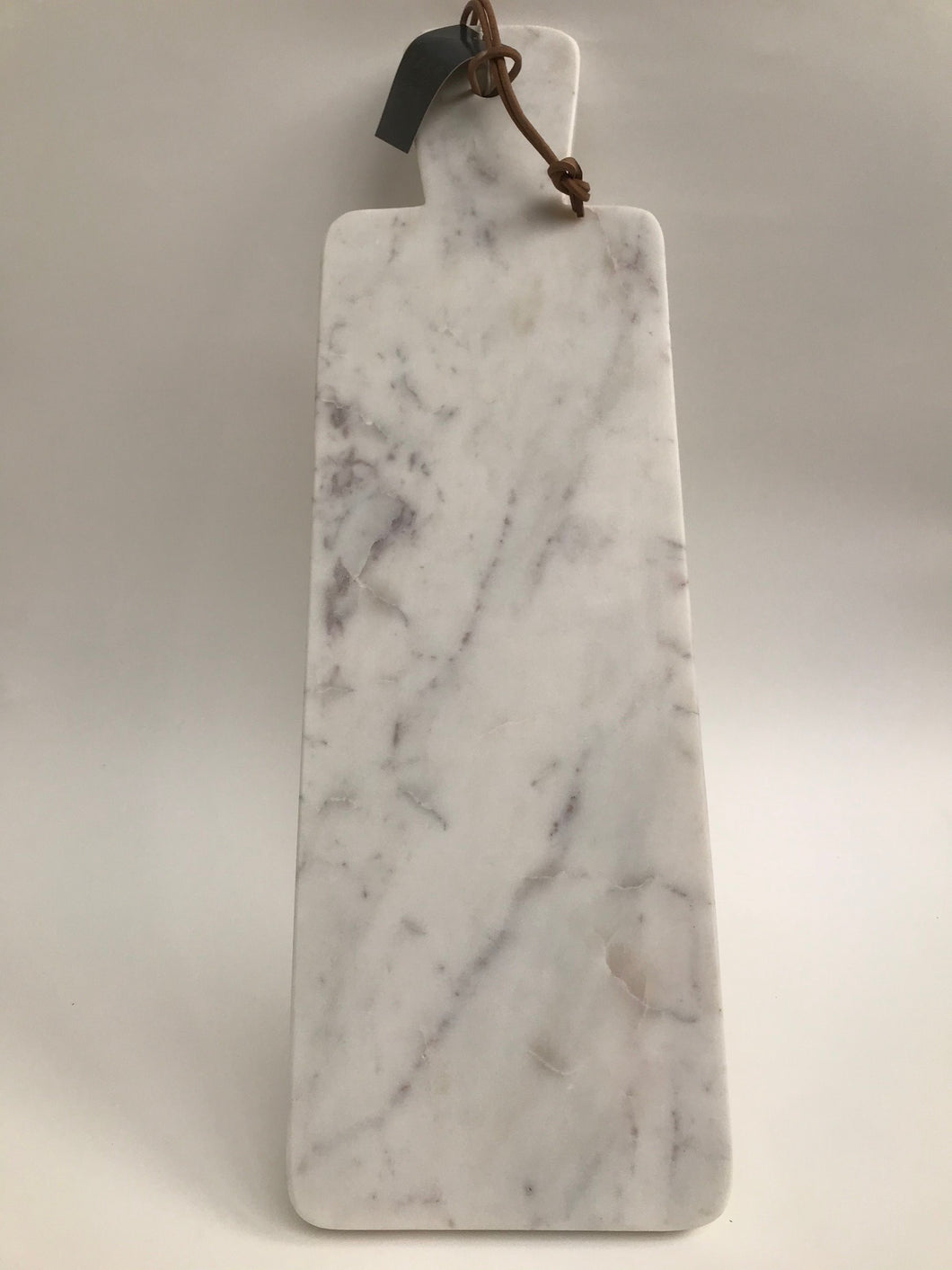 Long Rectangular Marble Cheese Board