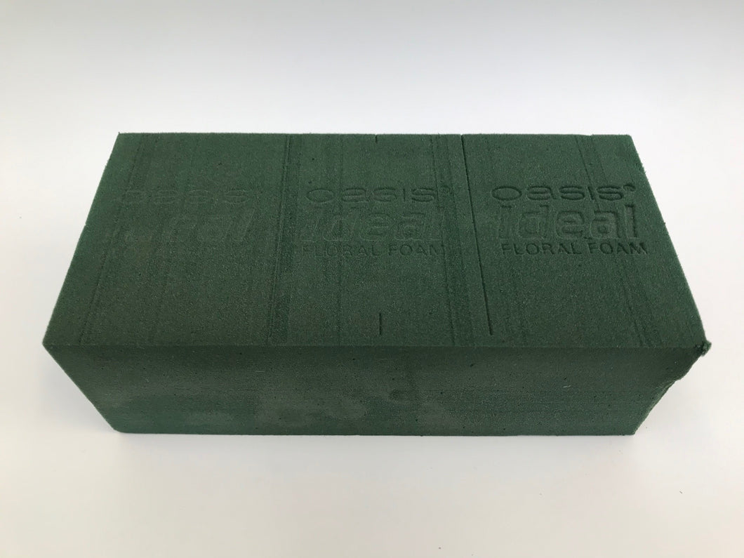 Oasis IDEAL Floral Foam Wet Brick 23Lx11Wx8Hcm