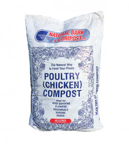 Poultry (Chicken) Compost