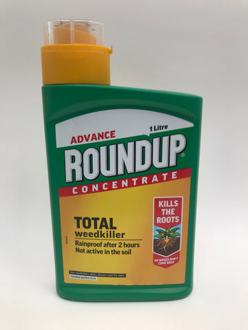 Roundup Weedkiller Concentrate 1Litre