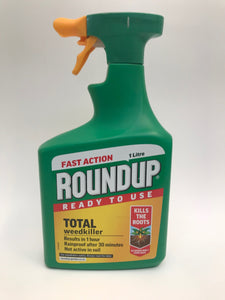 Roundup Ready To Use  1 Litre