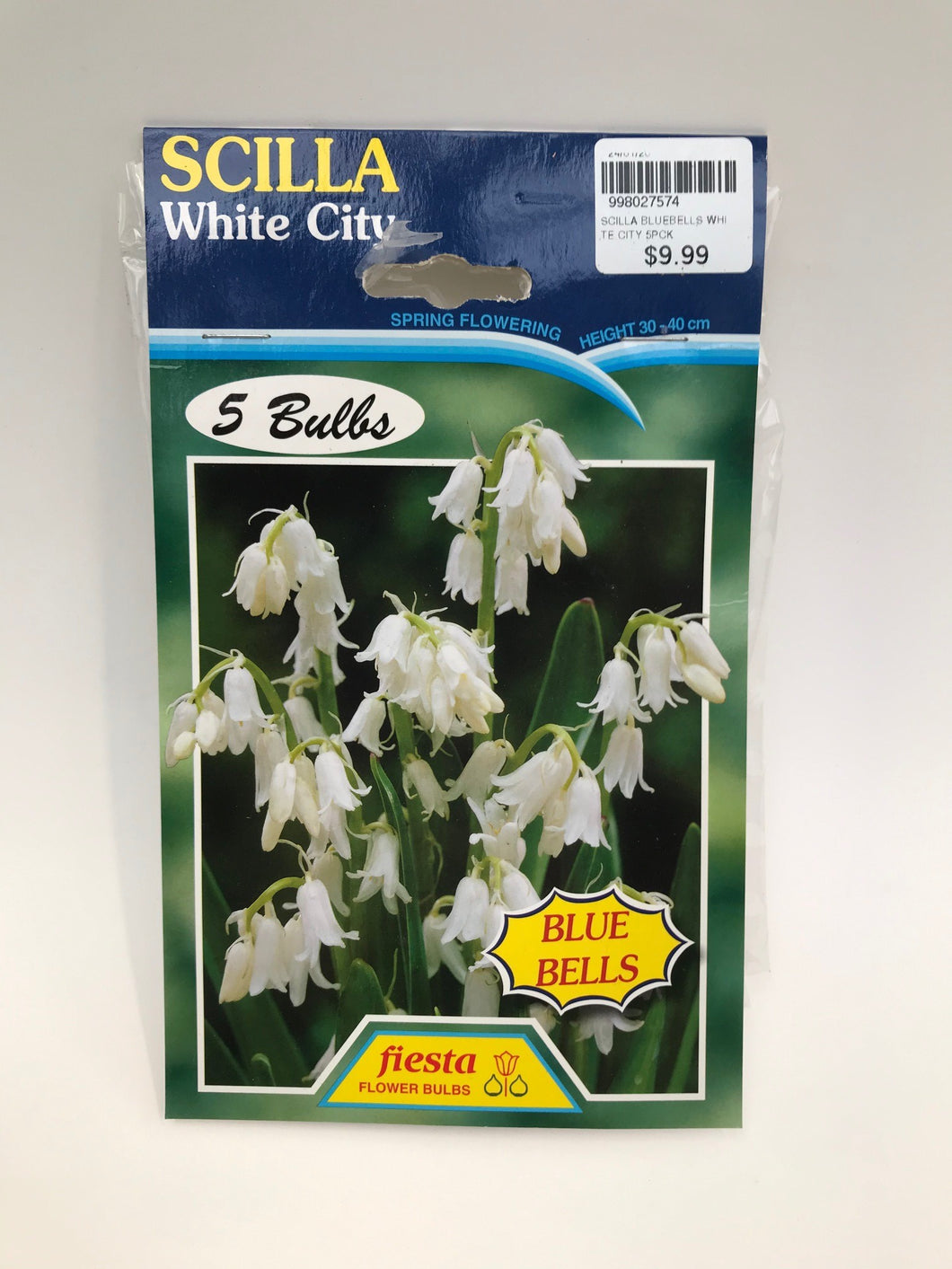 Scilla White City