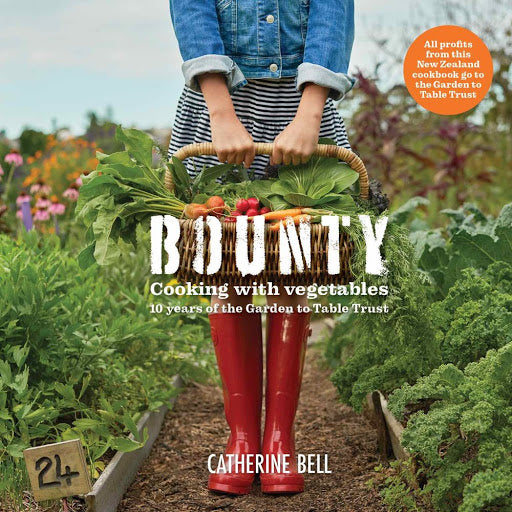 Bounty - Cooking With Vegetables - Book