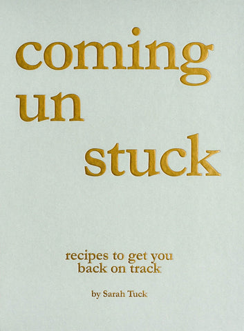 Coming Un Stuck - Book
