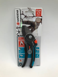Comfort Anvil Secateurs with Integrated Spring
