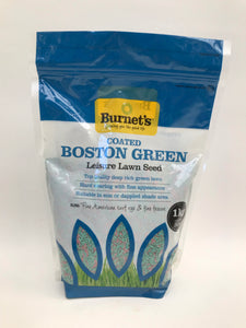 Burnet's Boston Green Lawn Seed