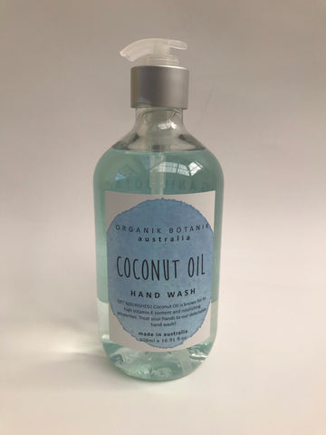 Organik Botanik Coconut Oil Hand Wash