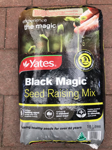 Yates Black Magic Seed Raising Mix 15L