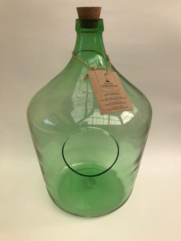 Terrarium Bottle Open 10L