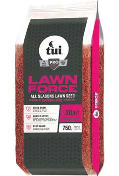 Tui LawnForce® Superstrike® All Seasons Lawn Seed