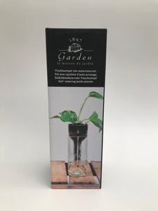 Self-Watering Bottle Planter