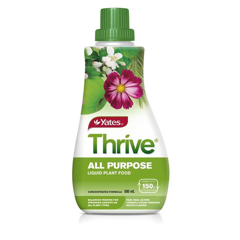 Yates Thrive All Purpose Liquid Plant Food 500mL