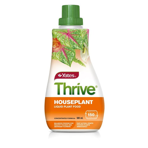 Yates Thrive Houseplant Liquid Plant Food 500mL