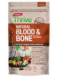 Yates Thrive Natural Blood & Bone