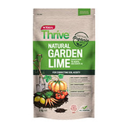 Yates Thrive Natural Garden Lime 3kg