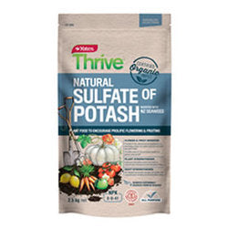 Yates Thrive Natural Sulfate of Potash 2.5kg