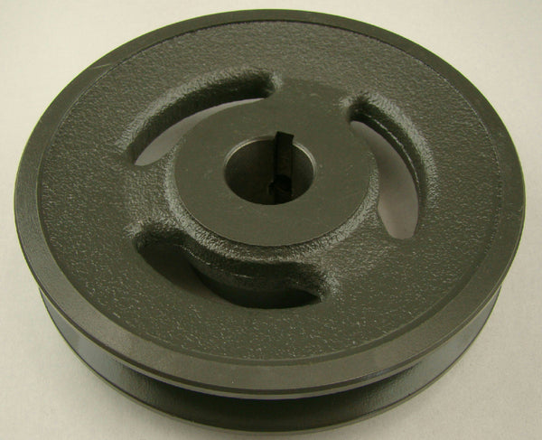 "Gas Rock Crusher Replacement Large Pulley 7/8"" Bore -14"" K&M Crushers - OEM"