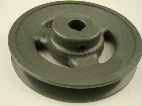 "Gas Rock Crusher Replacement Large Pulley 5/8"" Bore -11"" K&M Crushers - OEM"