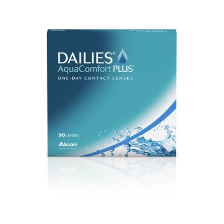 Alcon Dailies AquaComfort Plus 90 pack