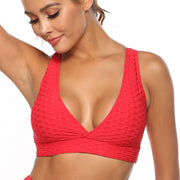 Brassière Push-up - Rouge