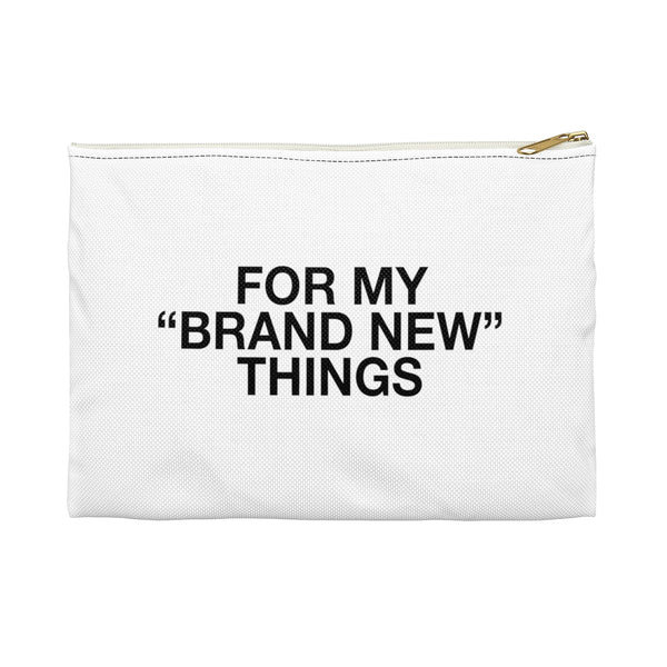 """BRAND NEW"" Pouch"