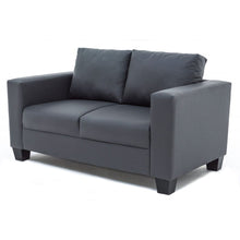 Load image into Gallery viewer, Grey PVC Sofa