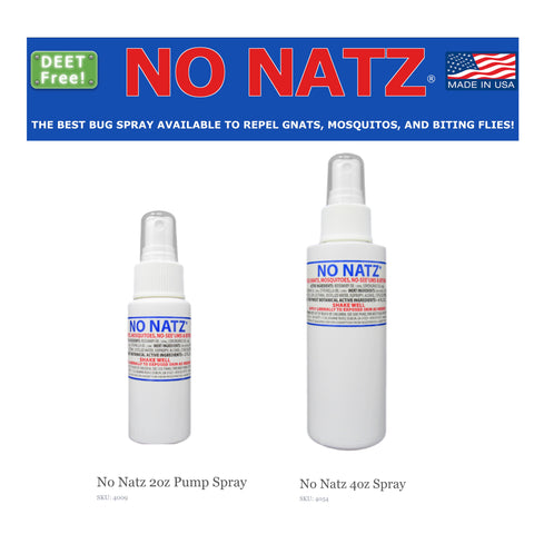 NoNatz® personal all natural bug repellent