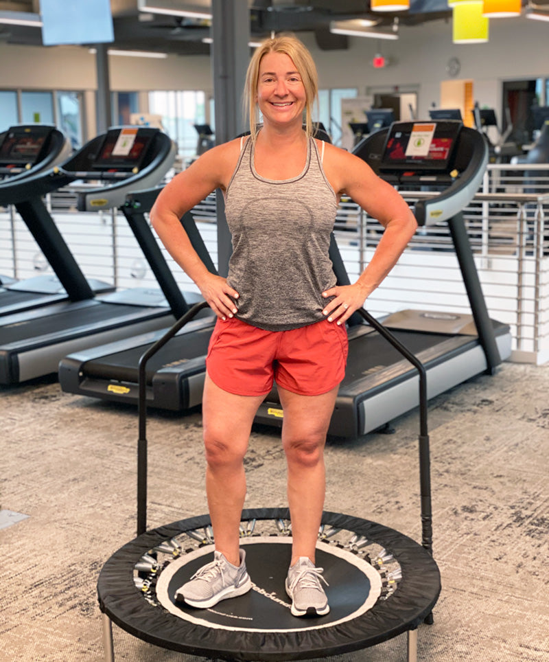 Meet Tammi's New Favorite Workout!