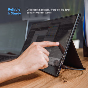 Desklab Foldable Magnetic Stand + Cover