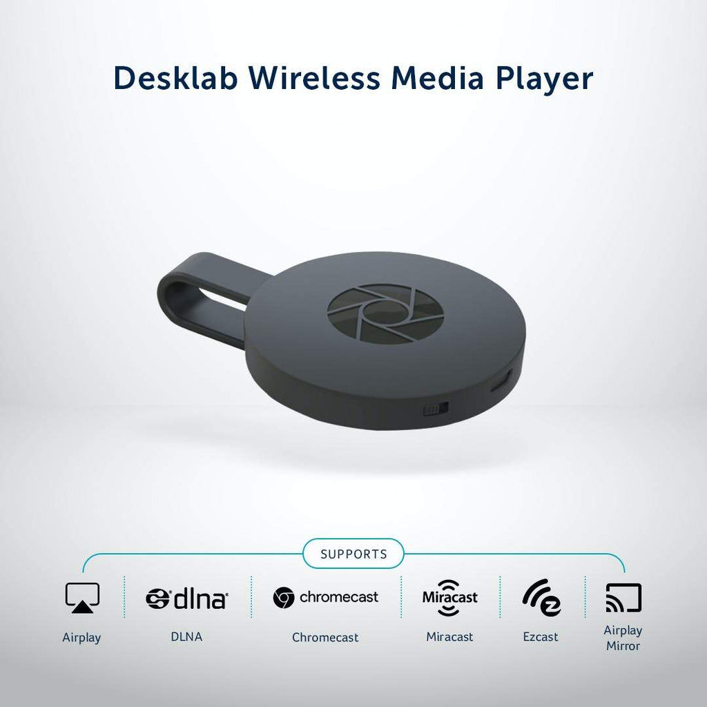 Desklab Wireless Media Player