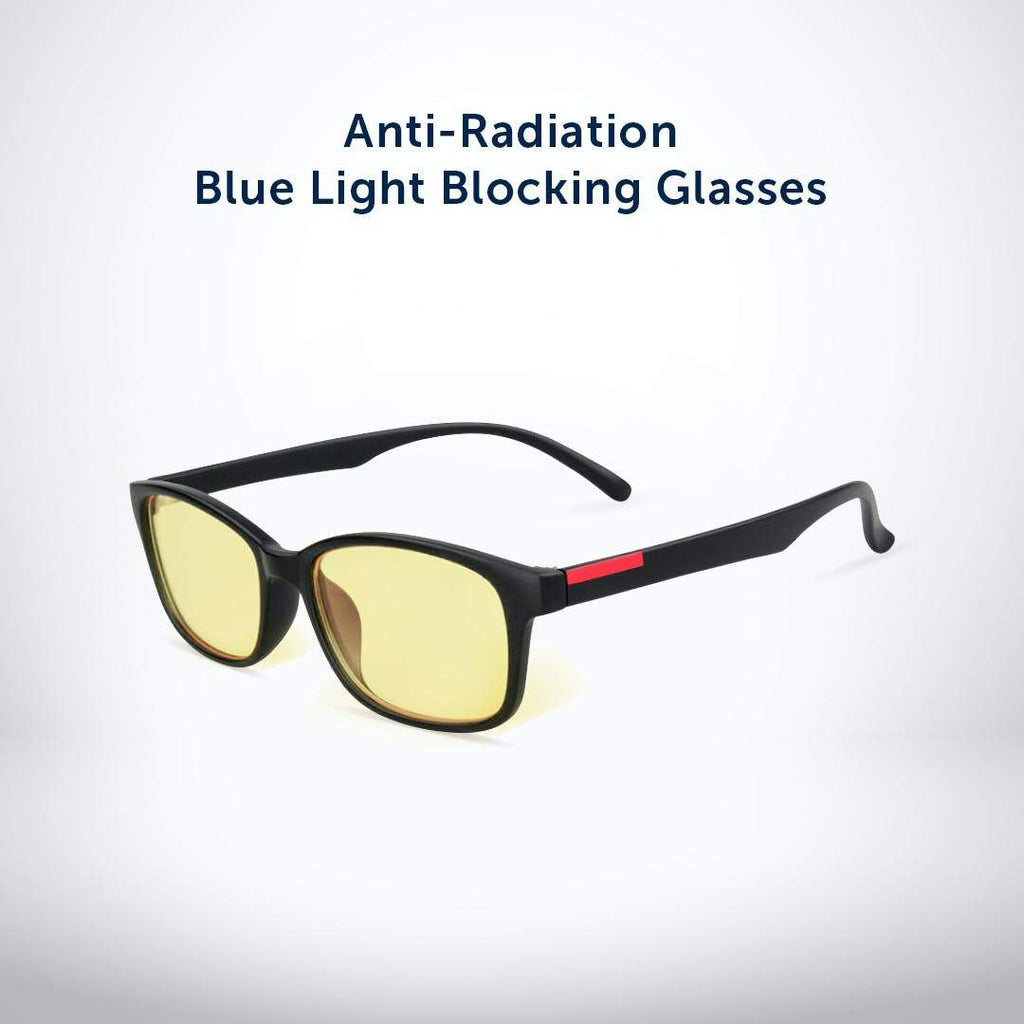 Anti-Radiation Blue Light Blocking Glasses - Desklab Monitor