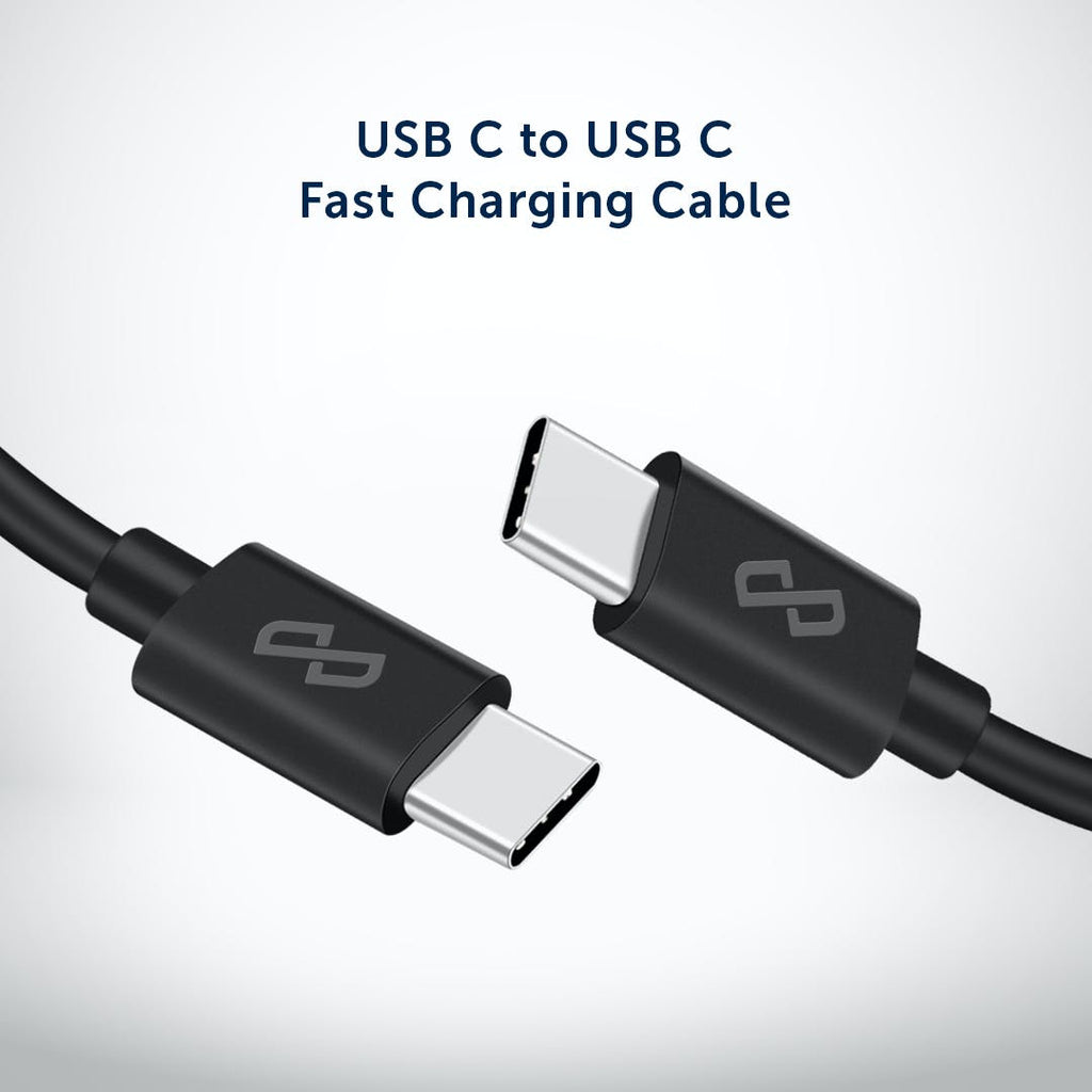 USB C to USB C 3.1 Gen 2 Fast-Charging Cable - Desklab Monitor