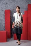 PE20-07 Printed Embroidered Stitched Shirt - 1PC - Nishat Linen UAE