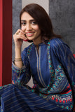 PE20-09 Printed Embroidered Stitched Shirt & Trouser - 2PC - Nishat Linen UAE