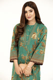 PE21-77-Tassel Detailing Printed Stitched Straight Shirt-1PC