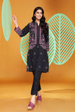 PW20-42 Digital Printed Stitched Khaddar Shirt with Mask- 1PC