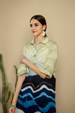 PS20-231 Printed Stitched Lawn Shirt - 1PC