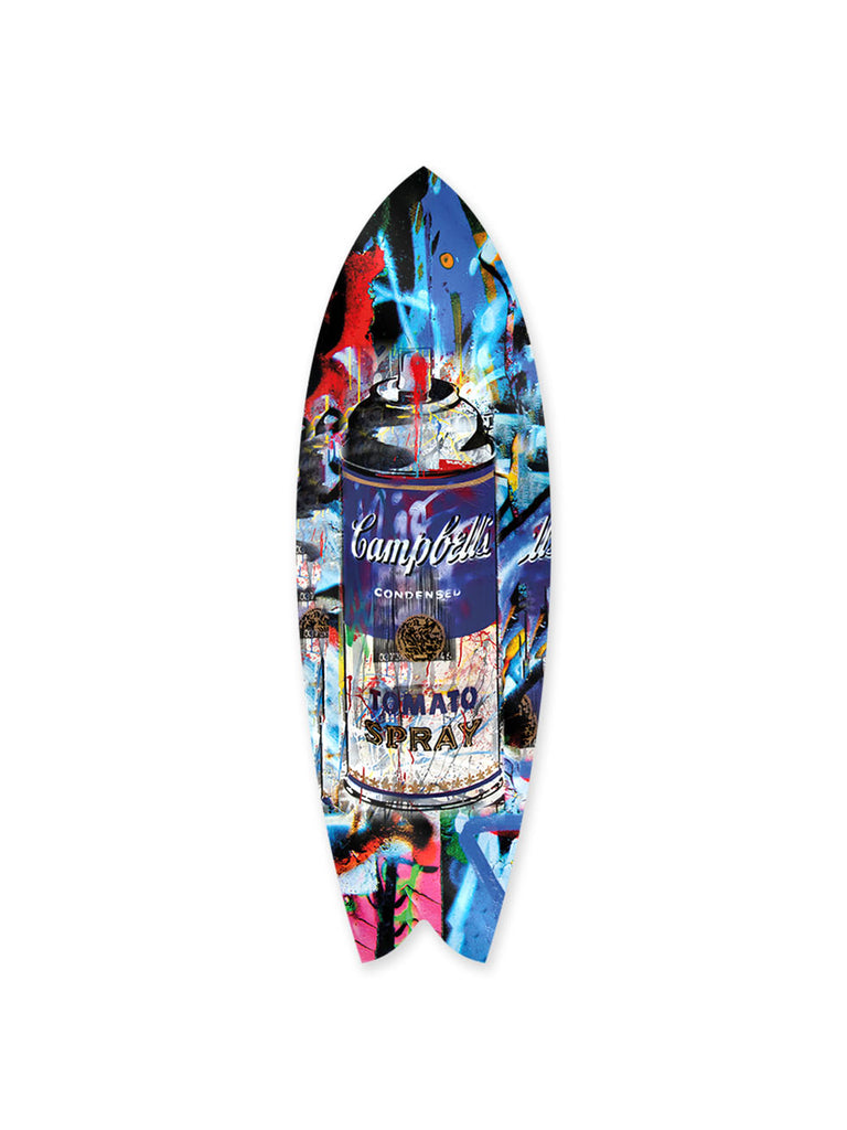 Graffiti Art Surfboards