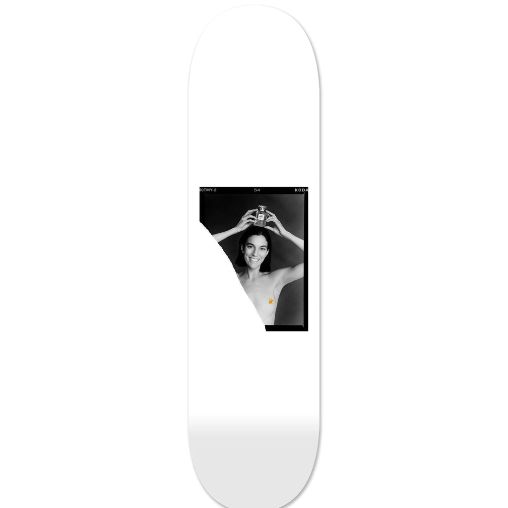 N˚8 - By Nick Sabatalo - Skateboard - HYLUS Acrylic Glass Art - Skateboards, Surfboards & Glass Prints Wall Decor for your Home.