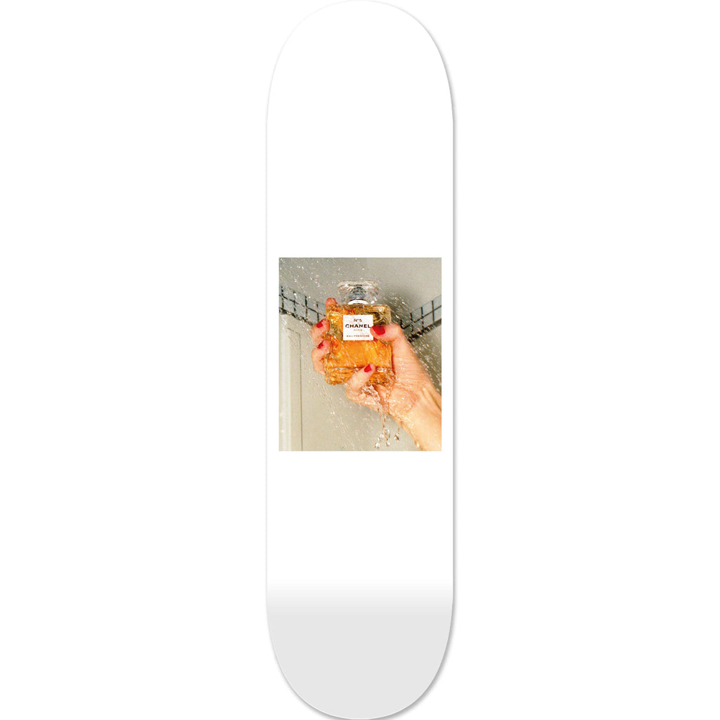N˚9 - By Nick Sabatalo - Skateboard - HYLUS Acrylic Glass Art - Skateboards, Surfboards & Glass Prints Wall Decor for your Home.