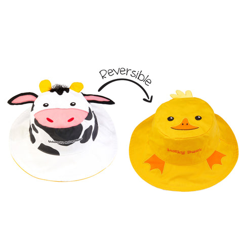 Cow/Yellow Duck